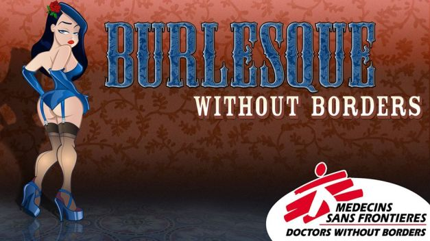 Burlesque Without Borders Banner